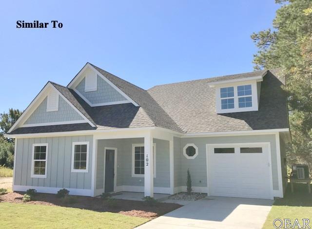104 Libbs Way Lot 10, Manteo, NC 27954 (MLS #99384) :: Midgett Realty