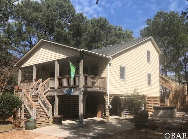 234 Hillcrest Drive Lot 29, Southern Shores, NC 27949 (MLS #99399) :: Outer Banks Realty Group