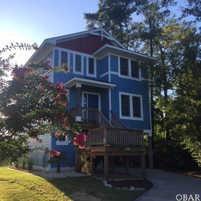 120 Amherst Drive Lot 8, Kill Devil Hills, NC 27948 (MLS #99489) :: Outer Banks Realty Group