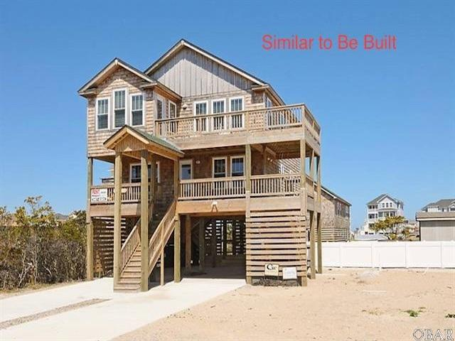 24226 Dean Avenue Lot# 44, Rodanthe, NC 27968 (MLS #100692) :: Matt Myatt | Keller Williams
