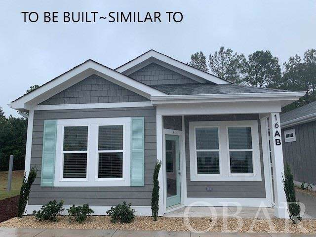 1017 Ocean Trail Unit 10 A, Corolla, NC 27927 (MLS #107289) :: Matt Myatt | Keller Williams