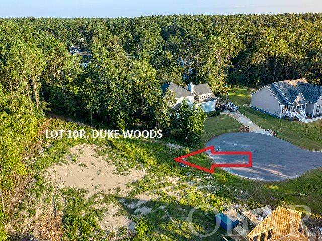 180 Sunnyside Drive Lot 10R, Manteo, NC 27954 (MLS #110796) :: Outer Banks Realty Group