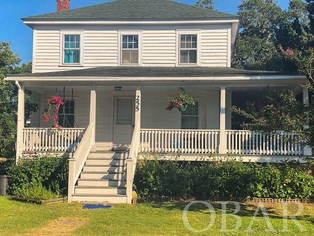 255 Lighthouse Road, Ocracoke, NC 27960 (MLS #111958) :: Corolla Real Estate | Keller Williams Outer Banks