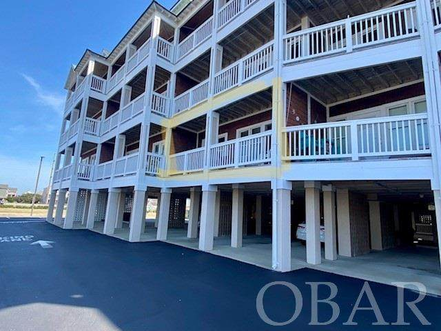 107 W Gray Eagle Street Unit 103A, Nags Head, NC 27959 (MLS #113560) :: Midgett Realty