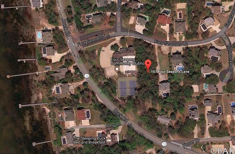 107 Four Seasons Lane Lot 1, Duck, NC 27949 (MLS #95243) :: Matt Myatt – Village Realty