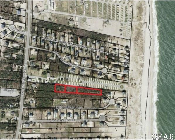 0 Nc Highway 12 Lots 1,2,3, Waves, NC 27982 (MLS #96262) :: Hatteras Realty