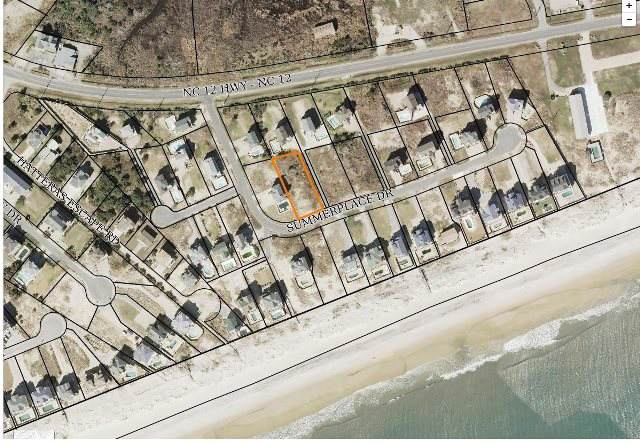 57213 Summer Place Drive Lot 16, Hatteras, NC 27943 (MLS #96602) :: Midgett Realty