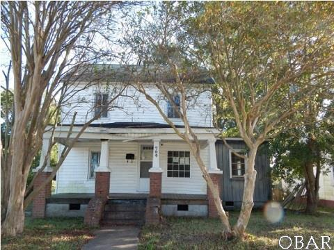 704 Richardson Street, Elizabeth City, NC 27909 (MLS #98274) :: Matt Myatt – Village Realty