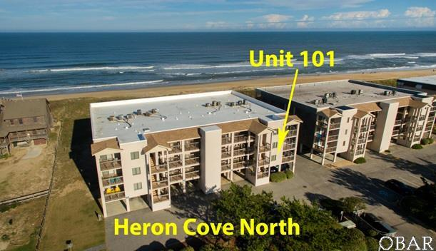 5507 S Virginia Dare Trail Unit 101B, Nags Head, NC 27959 (MLS #98406) :: Hatteras Realty