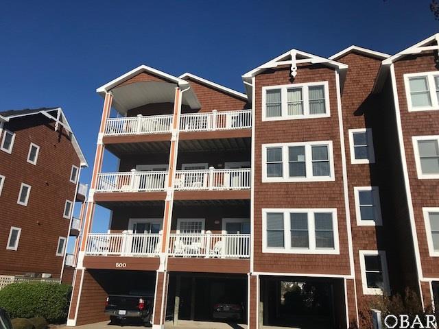 501 North Bay Club Drive Unit 501, Manteo, NC 27954 (MLS #102581) :: Hatteras Realty