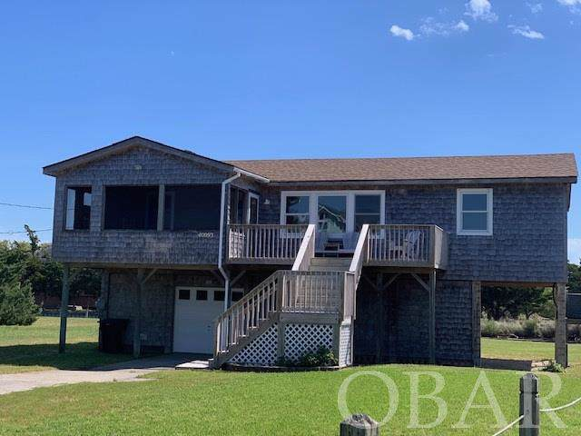 40093 Reef Drive Lot 12, Avon, NC 27915 (MLS #104823) :: Corolla Real Estate | Keller Williams Outer Banks