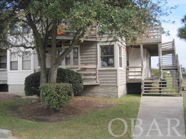2009 Wrightsville Boulevard Unit D-4, Kill Devil Hills, NC 27948 (MLS #107137) :: Sun Realty