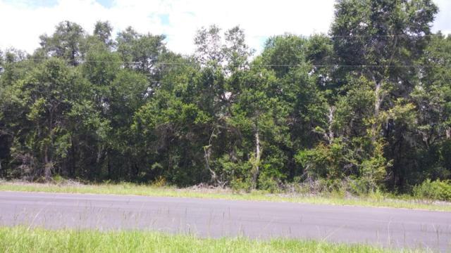 0 SE 160TH COURT Road, Ocklawaha, FL 32179 (MLS #503109) :: Bosshardt Realty