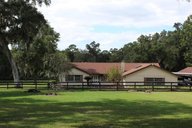 9150 SW 19TH AVENUE Road, Ocala, FL 34476 (MLS #508211) :: Bosshardt Realty