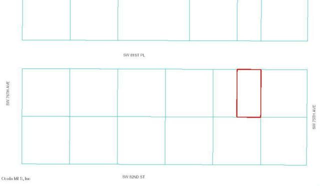 0000-2 SW 81st Place, Ocala, FL 34476 (MLS #511442) :: Realty Executives Mid Florida