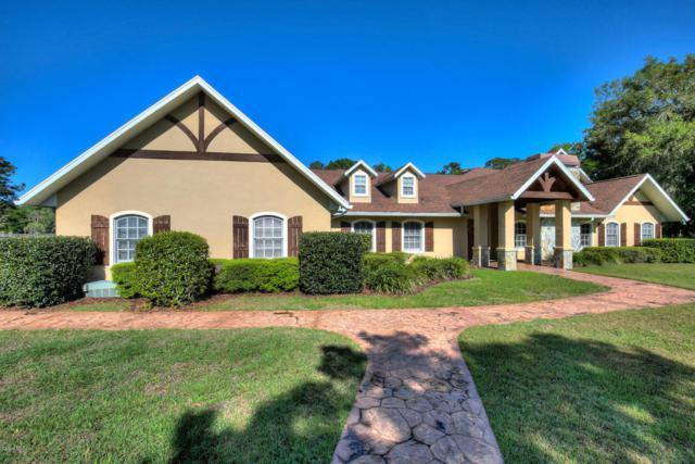 8700 SE 7th Avenue Rd., Ocala, FL 34480 (MLS #516740) :: Bosshardt Realty