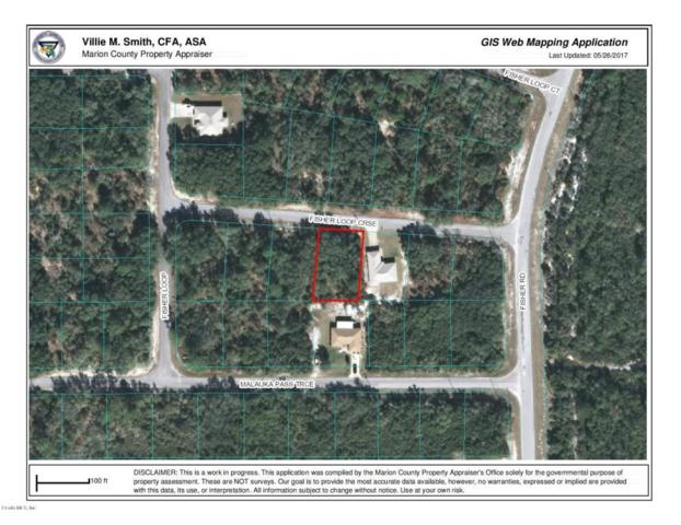 0 Fischer Loop Course, Ocklawaha, FL 32179 (MLS #519314) :: Realty Executives Mid Florida