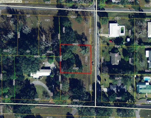 0 NW 8 Th Street, Williston, FL 32696 (MLS #519378) :: Bosshardt Realty