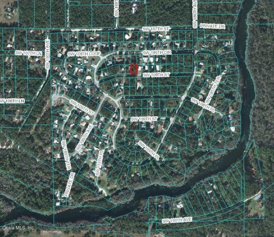 LOT 12 SW 108 Street, Dunnellon, FL 34432 (MLS #519705) :: Realty Executives Mid Florida