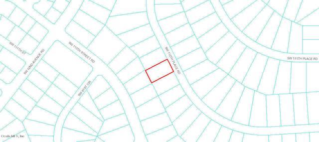 0 SW 112 Place, Ocala, FL 34476 (MLS #520494) :: Bosshardt Realty