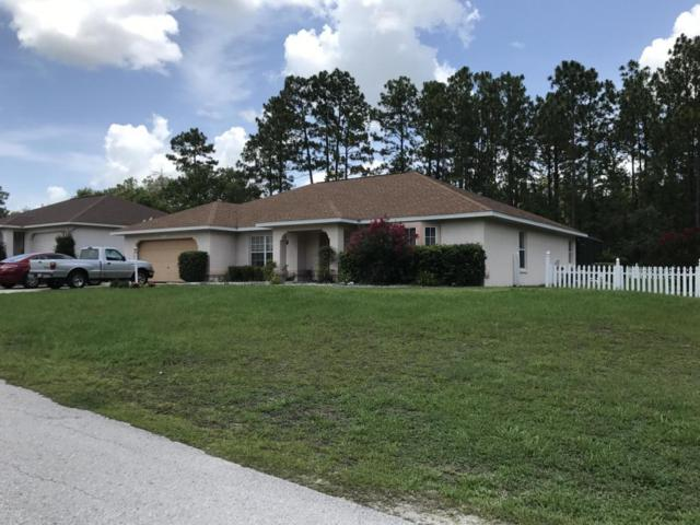 8201 SW 135th Loop, Ocala, FL 34473 (MLS #520603) :: Bosshardt Realty