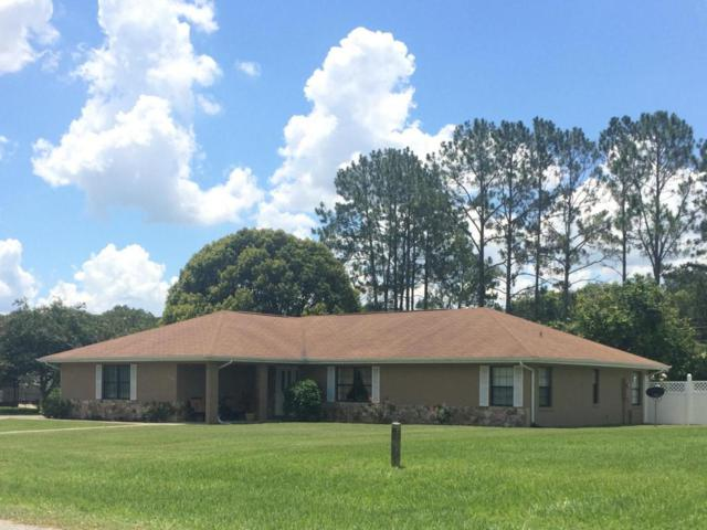 7330 SE 109th Place, Belleview, FL 34420 (MLS #521028) :: Realty Executives Mid Florida