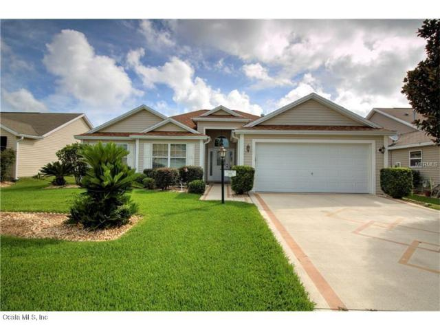 16837 SE 85th Sapelo Court, The Villages, FL 32162 (MLS #521389) :: Realty Executives Mid Florida