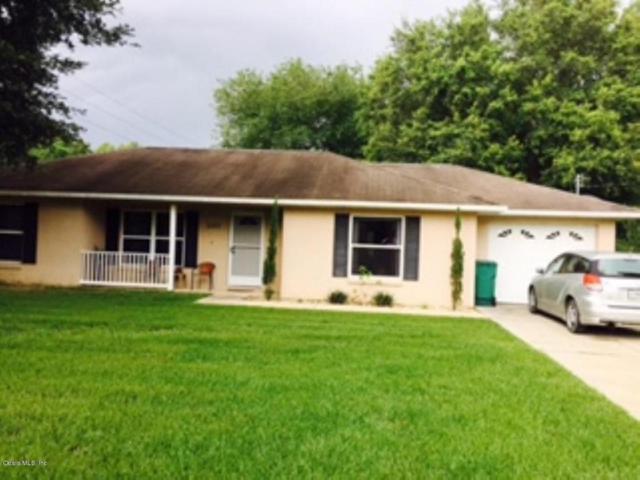 2205 Bluegrass Street, Inverness, FL 34453 (MLS #521457) :: Realty Executives Mid Florida