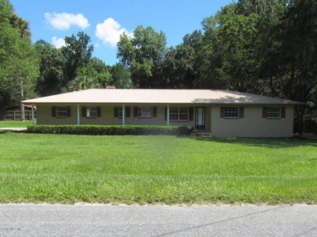 5537 SE 127th Place, Belleview, FL 34420 (MLS #521504) :: Realty Executives Mid Florida