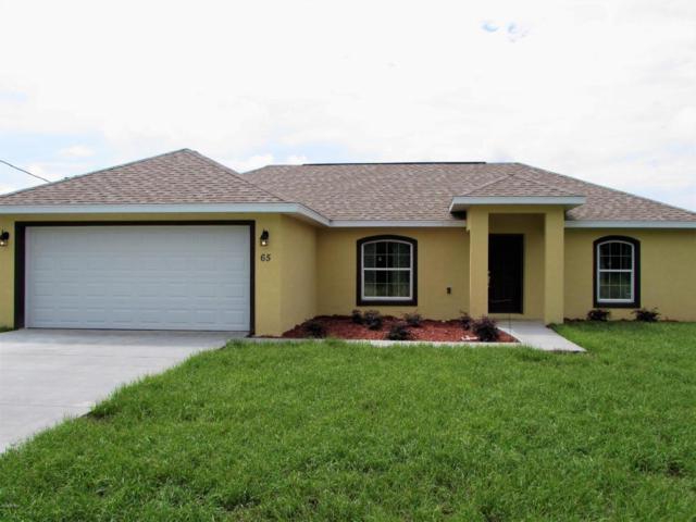 65 Dogwood Drive Loop, Ocala, FL 34472 (MLS #521532) :: Realty Executives Mid Florida