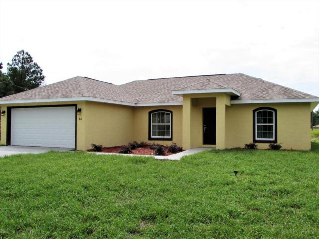 20 Juniper Drive, Ocala, FL 34480 (MLS #521534) :: Realty Executives Mid Florida