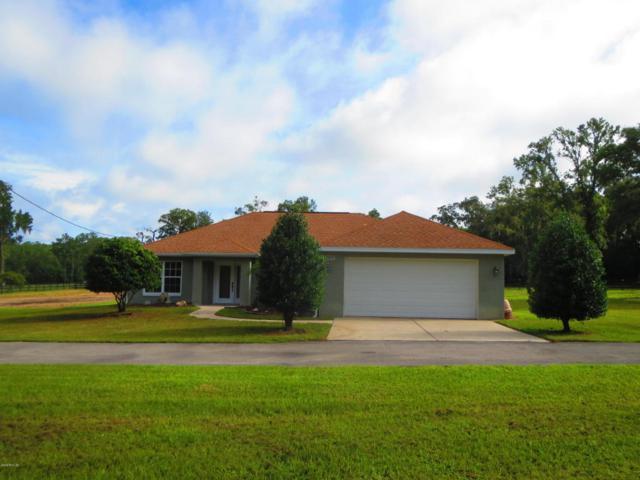 10515 NW 110th St., Reddick, FL 32686 (MLS #521550) :: Realty Executives Mid Florida