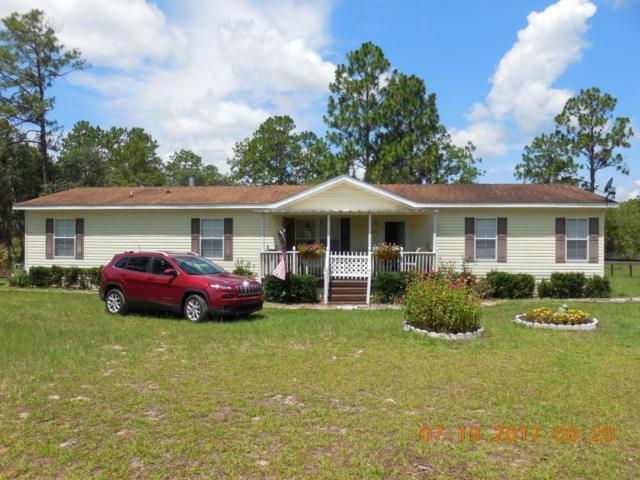 5250 NE 121st Terrace, Williston, FL 32696 (MLS #521555) :: Realty Executives Mid Florida