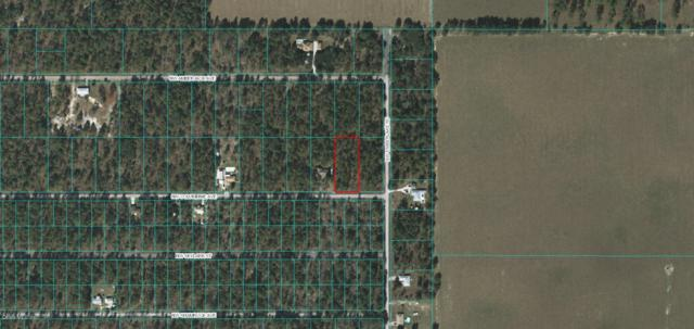 Lot 20 NW Columbine Ave, Dunnellon, FL 34431 (MLS #521691) :: Bosshardt Realty