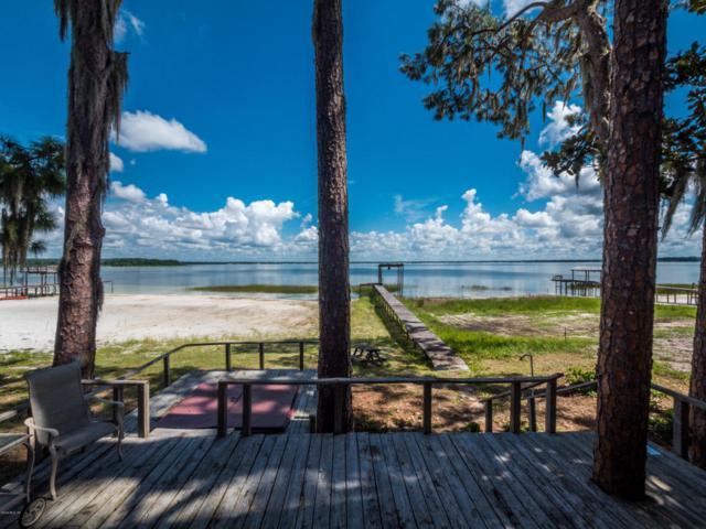 12475 SE Sunset Harbor Road, Weirsdale, FL 32195 (MLS #521700) :: Bosshardt Realty