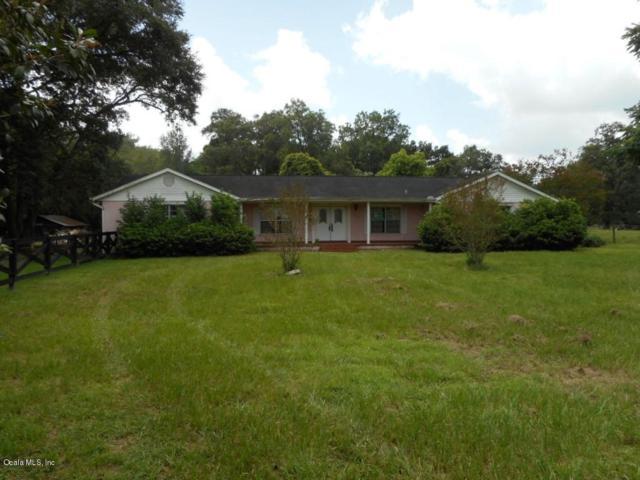 14390 W Highway 326, Morriston, FL 32668 (MLS #521838) :: Bosshardt Realty