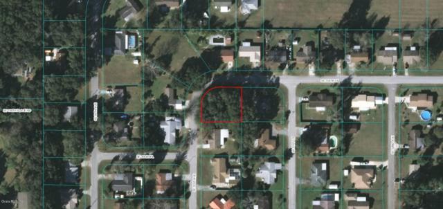 TBD SE 106TH STREET, Belleview, FL 34420 (MLS #521941) :: Bosshardt Realty