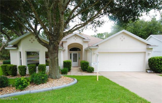 522 Loma Paseo Drive, The Villages, FL 32159 (MLS #522419) :: Realty Executives Mid Florida