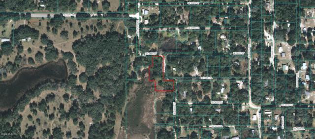 TBD SE 188TH COURT, Ocklawaha, FL 32179 (MLS #522792) :: Bosshardt Realty