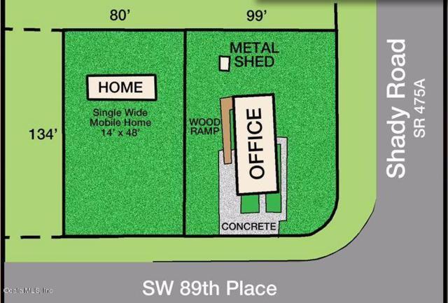 8926 SW 27th Avenue, Ocala, FL 34476 (MLS #523288) :: Realty Executives Mid Florida