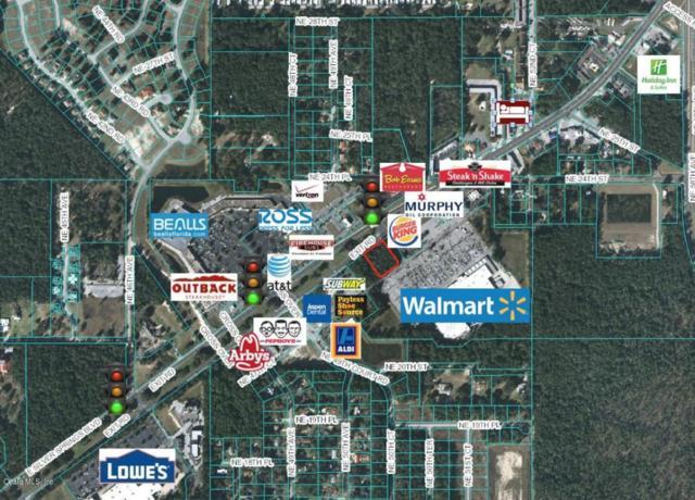 4970 E Silver Springs Boulevard, Ocala, FL 34470 (MLS #523602) :: Bosshardt Realty