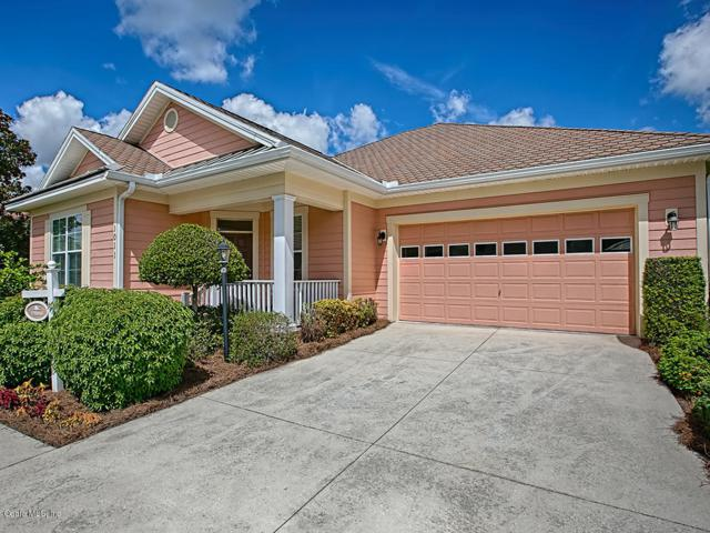1011 Cottage Drive, The Villages, FL 32162 (MLS #523655) :: Realty Executives Mid Florida