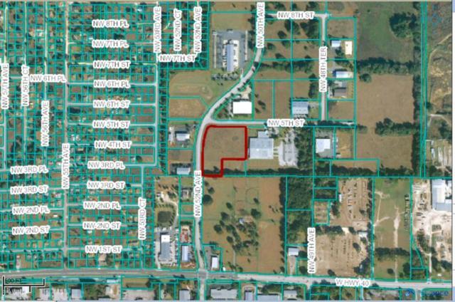 TBD NW 52nd Avenue, Ocala, FL 34482 (MLS #524007) :: Bosshardt Realty