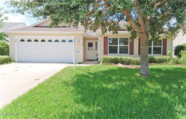 995 Livingston Loop, The Villages, FL 32162 (MLS #524290) :: Realty Executives Mid Florida