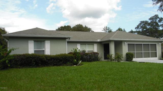 3771 SW 137th Place, Ocala, FL 34473 (MLS #524354) :: Realty Executives Mid Florida