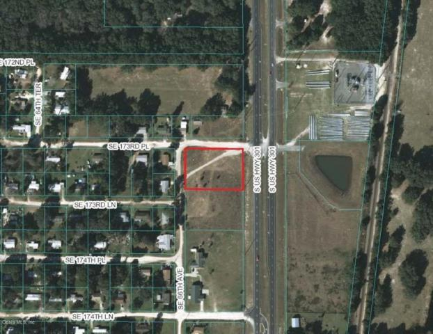 0 S Hwy 301, Summerfield, FL 34491 (MLS #524433) :: Bosshardt Realty