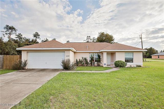 2580 SW 147th Lane Road, Ocala, FL 34473 (MLS #524462) :: Realty Executives Mid Florida