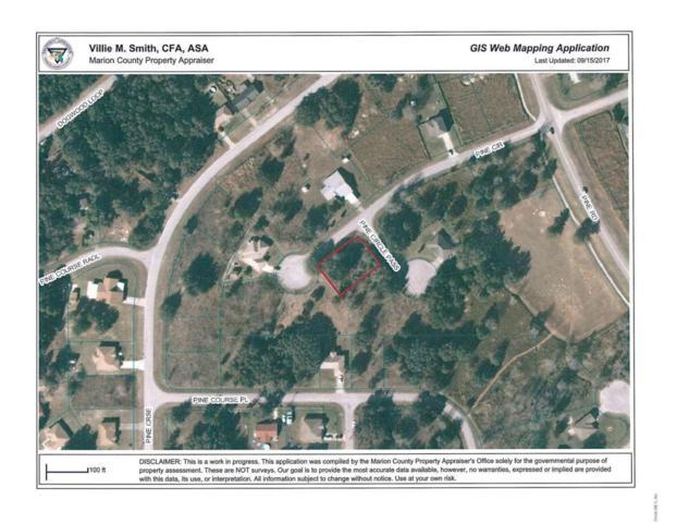 TBD Pine Circle, Ocala, FL 34472 (MLS #524525) :: Realty Executives Mid Florida