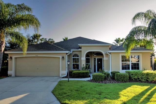 941 Caribou Way, The Villages, FL 32162 (MLS #524824) :: Bosshardt Realty