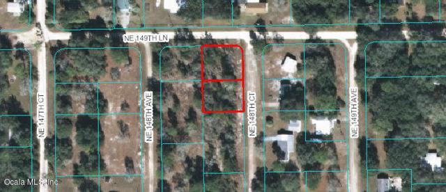 0 NE 148th Court, Fort Mccoy, FL 32134 (MLS #524836) :: Bosshardt Realty
